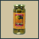 Primo's Almond Stuffed Olives